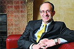 Photo from article: Teaneck's Dr. Alan Kadish: Leading Touro College to the Future