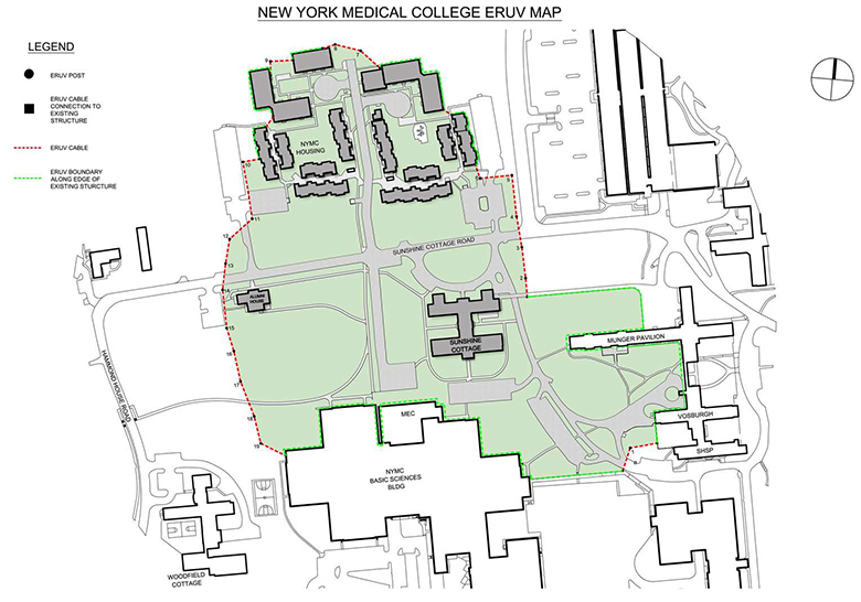 Valhalla New York Map.New York Medical College Touro College