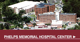 Phelps Memorial Hospital - Button