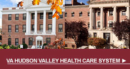 VA Hudson Valley Medical Center - Button