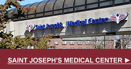 St. Joseph's Medical Center - Button