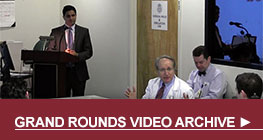 Surgery Grand Round Video Archive button