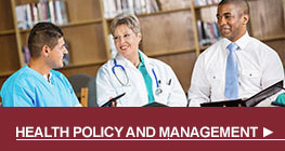 Health Policy and Management button