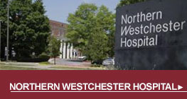 Northern Westchester Hospital button