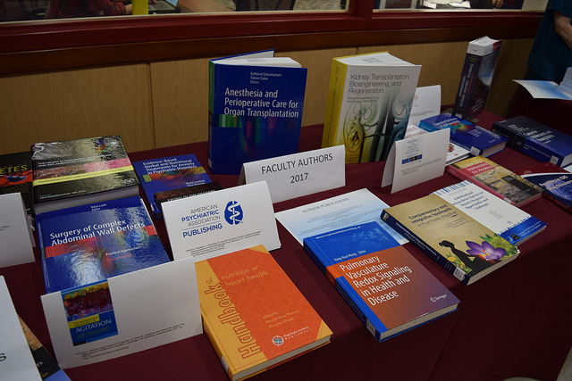 25th Annual Faculty Author Event