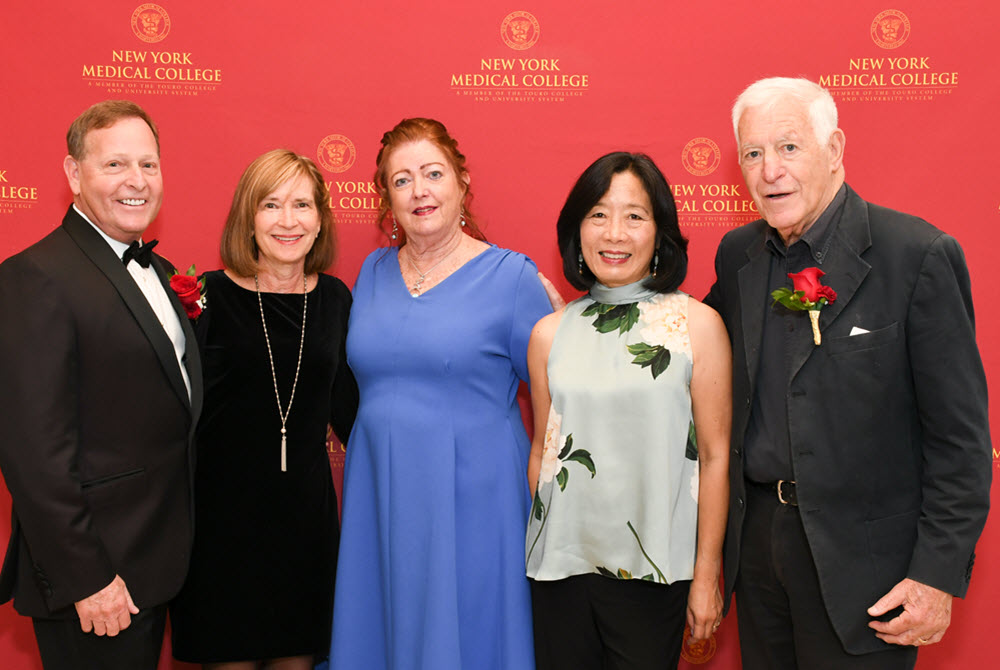 2019 Founders Dinner Honorees and their guests