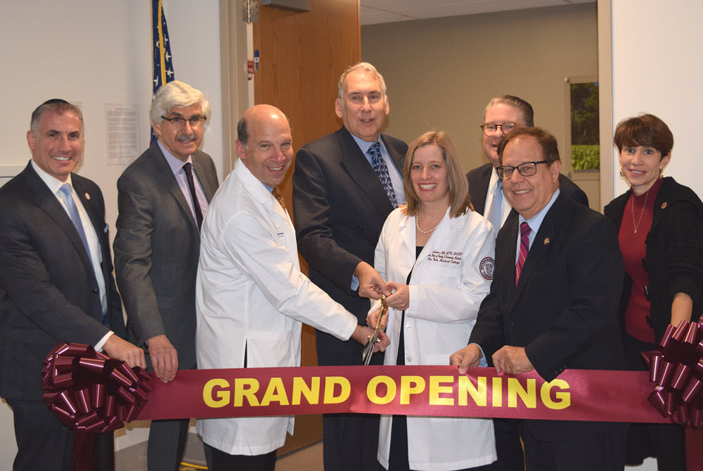 Family Health Center at NYMC Grand Opening